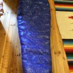 【寝袋・シュラフ】Western Mountaineering Ultralite(ウエスタンマウンテニアリング ウルトラライト)の輸入|moontrail.com購入。ロフト(嵩高)が凄い!