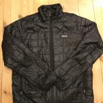 Patagonia Nano puff jacket、4度目のジッパー交換