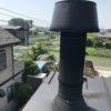 ホンマ製作所のブラシを使ってワンダーデバイスの煙突掃除(ヨツールF400)をしました|高木工業製作所煙突トップの外し方ややり方も