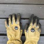 【ワークグローブ】Stone Breaker Gloves THE RANCHER、ついに破れる