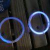 【光るブレスレット】ダイソー・セリア比較|発光力ではダイソー圧勝
