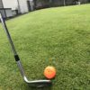 【ゴルフ練習】実家の芝でアプローチ練習をしてCallaway(キャロウェイ)XRクラブももらえた件