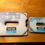 YETI ICE 4LBの変色は問題なし