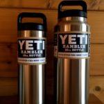 【水筒】YETI Rambler Bottleの輸入|保冷力についても