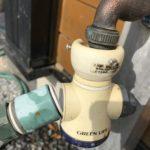 【耐久性】グリーンライフ シャワー付き蛇口コネクター SJC-01が三年で壊れる|ホースをつけたままシャワーが使える