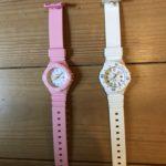 【腕時計】カシオ逆輸入モデルLRW-200Hを子ども用に買いました