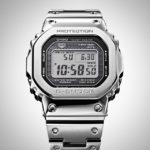 【G-Shock】フルメタルのCASIO GMW-B5000D-1JFがかなりカッコいい