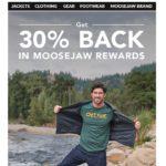 【個人輸入】Moosejawの3XREWARDキャンペーンはお得|アークテリクスも適用