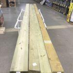 【薪棚】ファイヤーサイドのログラックスライドが届いたので木材買い出し