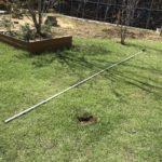 ヒルバーグTARP20 XPが庭に設置できるか測ってみた