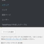 iPhoneで撮影したheic画像をワードプレスに変換なしで登録する方法