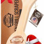 BBQ用木製スクレーパーがオシャレ