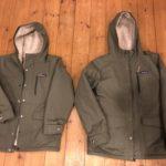Patagonia Boys Infurno Jacketを子ども用にも購入する