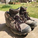【ゴアテックス靴】パタゴニア ノマド GTXをメンテナンスしました