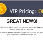 【アウトドア個人輸入】campsaver.comのVIP Pricingが特に安くなってない件