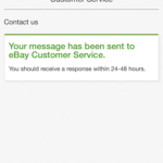 ebayで不正アクセスがあったっぽい(Account security notice – Immediate action required)