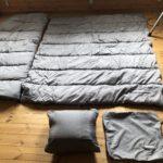 【寝袋】スノーピーク・エントリーパックSS を普段使い用に購入