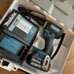 マキタ充電式ブロワーUB185DZ&インパクトドライバーTD149DRFXを買った件