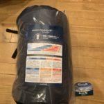 【寝袋】WMウルトラライトを売却してモンベルバロウバッグ #1を買った件